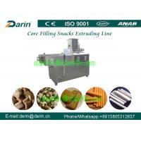 Buy cheap High Efficiency Automatic Cheese Puff Extruder Machine / Production Line from wholesalers