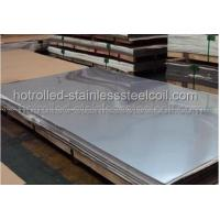 Buy cheap Durable 201 , 202 , 304 , 316 Hot Rolled Stainless Steel Plate No1 finished from wholesalers