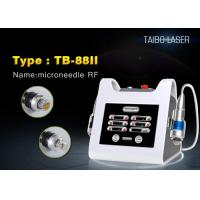 Buy cheap Foot Switch Fractional Microneedle RF Skin Tightening Machine With 10 Level from wholesalers