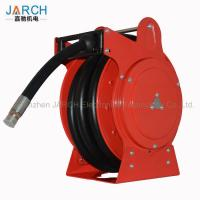 Buy cheap Low Pressure Retractable Extension Cord Reel Hydraulic Drives Anti Static For Fuel Tanker Truck product