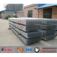 Buy cheap Galvanized Steel Floor Grating (Factory) from wholesalers