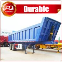 Buy cheap Best price semi trailer enclosed semi trailer dump truck trailer for sale in dubai from wholesalers