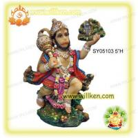 Buy cheap Polyresin Indian God from wholesalers