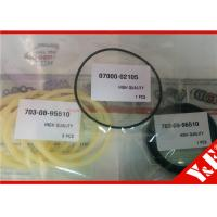 Buy cheap Komatsu PC50UU-1 Excavator Seal Kits Center Joint 703-08-96510 703-08-95510 07000-02105 from wholesalers
