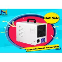 Buy cheap 220V High Efficiency Household Portable Ozone Generator Ionizer Car Air Purifier from wholesalers