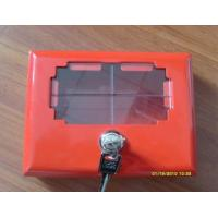 Buy cheap Aging Resistance Fire Hose Reel Cabinet 160 X 120 X 50 mm For Fire Extinguisher from wholesalers