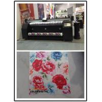 Buy cheap High Definition Fabric Printing Machine Banner Printer Machine 2.2m from wholesalers