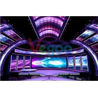 advertising P3 Indoor Full color LED Display Rental LED Display 800cd/㎡