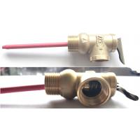 Buy cheap Pressure Reduce Valve Safety Valve Air Release Valve 0.7 MPa Temperature Valve from wholesalers