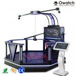 Buy cheap Walking platform htc vr space platform 9d virtual shooting simulator for sale from wholesalers