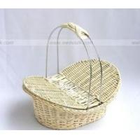 Buy cheap picnic Baskets w. Lids from wholesalers