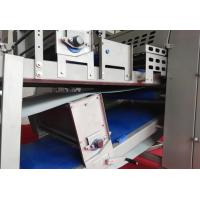 Buy cheap Puff Pastry Laminator With  Advanced PLC System , 12 Flour Duster Commercial Dough Sheeter from wholesalers