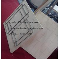 Buy cheap die making wood sheet cutting machine from wholesalers