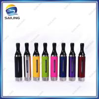 Buy cheap 2.4ml MT3 E cigarette Clearomizer 510 Thread EGO-T Atomizer from wholesalers