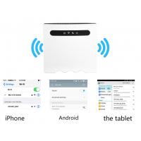 Buy cheap 4G VOIP LTE CPE Router which can access to the Internet by TD-LTE/LTE-FDD/TDS product