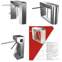 Buy cheap Automatic pedestrian tripod turnstile barrier gate from wholesalers