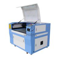 Buy cheap Leather Co2 Laser Engraving Machine with 90W Laser Tube/900*600mm Working Area from wholesalers