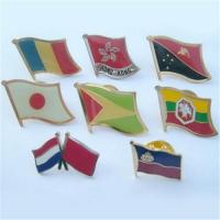 Buy cheap Flag Lapel Pins from wholesalers