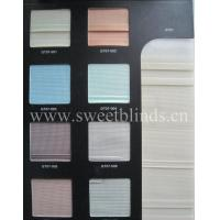 Buy cheap Beautiful Blinds - Holland, Sunscreen, Or Double Roller Blinpleated Zebra Blinds,Pleated Double Roller Blinds,Two Layer Blinds,Blackout Blinds,Black-Out Blinds,Blackout-Shades,Blackout Window Covering from wholesalers
