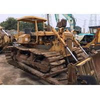 Buy cheap Crawler Type Second Hand Bulldozer Cat D5B Earth Moving Equipment Original colour from wholesalers