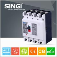 Buy cheap TEY350 4 Phase square d Mold Case Circuit Breaker 100 Amp mccb from wholesalers