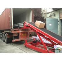 Buy cheap Movable Conveyor Belt For Loading And Unloading 50kg Bags To Trucks Containers Trailers from wholesalers