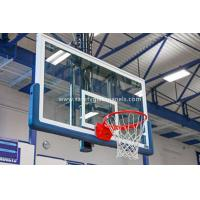 Buy cheap Safety Fully Temepered Glass Basketball Backboard Outdoor Basketball Hoops from wholesalers