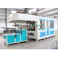 Buy cheap Efficiency Automatic Paper Tableware / Cutlery Virgin Pulp Molding Machinery from wholesalers