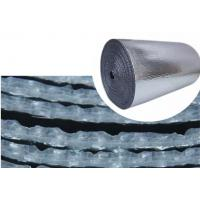 Buy cheap Protective Layer Attic Heat Shield , Silver Radiant Barrier House Wrap from wholesalers