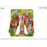 Buy cheap Cartoon Style EVA Flip Flops Mens Shoes Size 10  Full Color Printing from wholesalers
