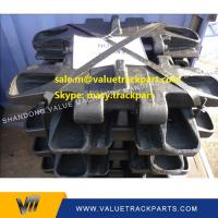 Buy cheap OEM Quality Track Shoe Track Pad Track Plate For Hitachi KH125 KH125-2 kh125-3 Cranes from wholesalers