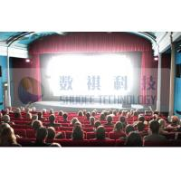 Buy cheap Rain / Wind / Lightning XD Theatre with Dynamic 3-DOF Platform product
