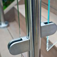 Buy cheap High Quality Prices of Balcony 304SUS/316SUS Stainless Steel Railing Design from wholesalers