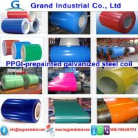 Buy cheap POPULAR ENDURING COLORED CORRUGATED STEEL SHEET  25-205-820 from wholesalers
