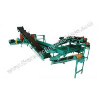 Buy cheap Small Scale Tire Recycling Plant Tire Recycling Machine from wholesalers