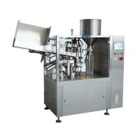 Buy cheap NF-60A Automatic plastic/laminated tube filling & sealing machine from wholesalers
