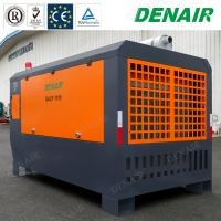 Buy cheap 15m3 18 bar Skid Mounted Diesel Engine Screw Air Compressor from wholesalers