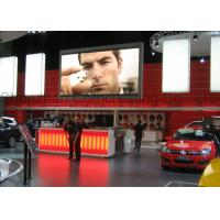 Buy cheap Front Service P4 High Definition Indoor LED Video Walls Display Board RGB Color LED Advertising Signs from wholesalers