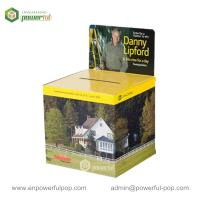 Buy cheap Printing Champion Cardboard Ballot Box from wholesalers