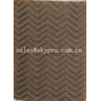 Buy cheap Hardness Rubber Soling Sheet , No Deformation Shoe Sole Rubber Material from wholesalers