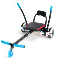 Buy cheap Balancing Two Wheel Scooter Go Kart Chair , Hoverboard Sitting Attachment product