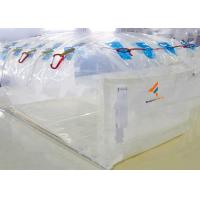Buy cheap Clear Blown PE Virgin Film for Sea Bulk Container Liner Using for Chemical/Bulk Cargo/Gravel from wholesalers
