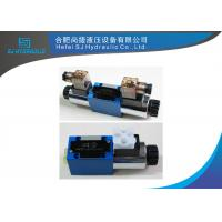Buy cheap 4WE Series Solenoid Hydraulic Directional Valve For Replacing Rexroth Valve from wholesalers