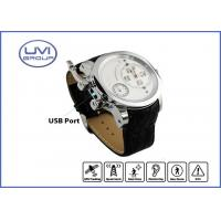 Buy cheap PT202E GSM 850 / 900 / 1800 / 1900Mhz Personal GPS Watch Phone / GPS Wrist Watch Tracker with Swiss Movt from wholesalers