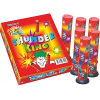 Buy cheap Cheap price Single Shot Thunder King Cracker fireworks on sale from wholesalers