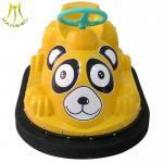 Buy cheap Hansel amusement games machine plastic children toys battery bumper car from wholesalers