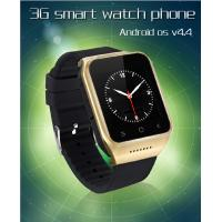 Buy cheap 3G Android 4.4 Wifi S8 Android Smart Watch Phone with Camera GPS And SIM Card from wholesalers