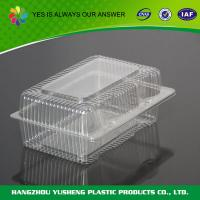 Buy cheap Salad  Disposable Plastic Food Containers  Disposable Food Packaging from wholesalers