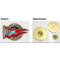 Buy cheap Detachable Collar Decoration, Decor Element, Metal Tip from wholesalers