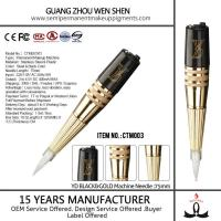 Buy cheap CTM003 High speed revolution no voice eyebrow tattoo pen permanent makeup machine from wholesalers